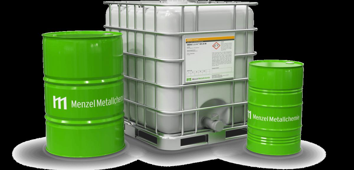 Reiniger Fässer und IBC Container